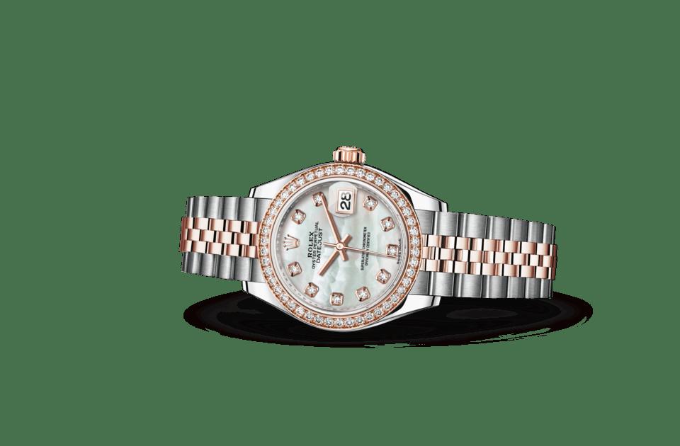 Lady-Datejust — Lee Michaels Fine Jewelry